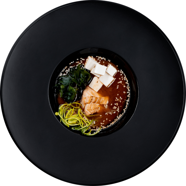 Мисо суп с Лососем-min