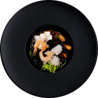 Мисо суп с Морепродуктами-min