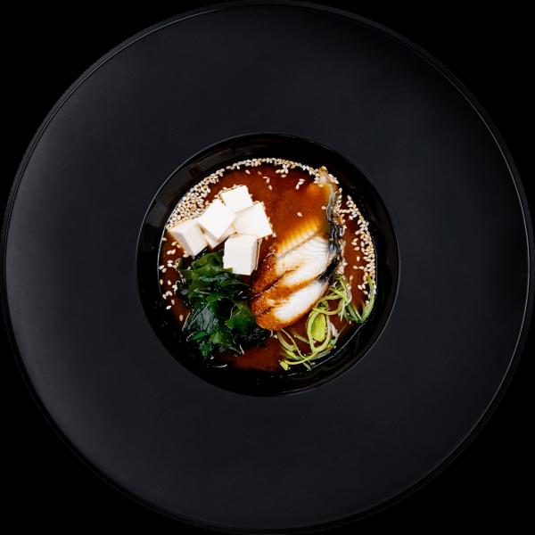 Мисо суп с угрем-min